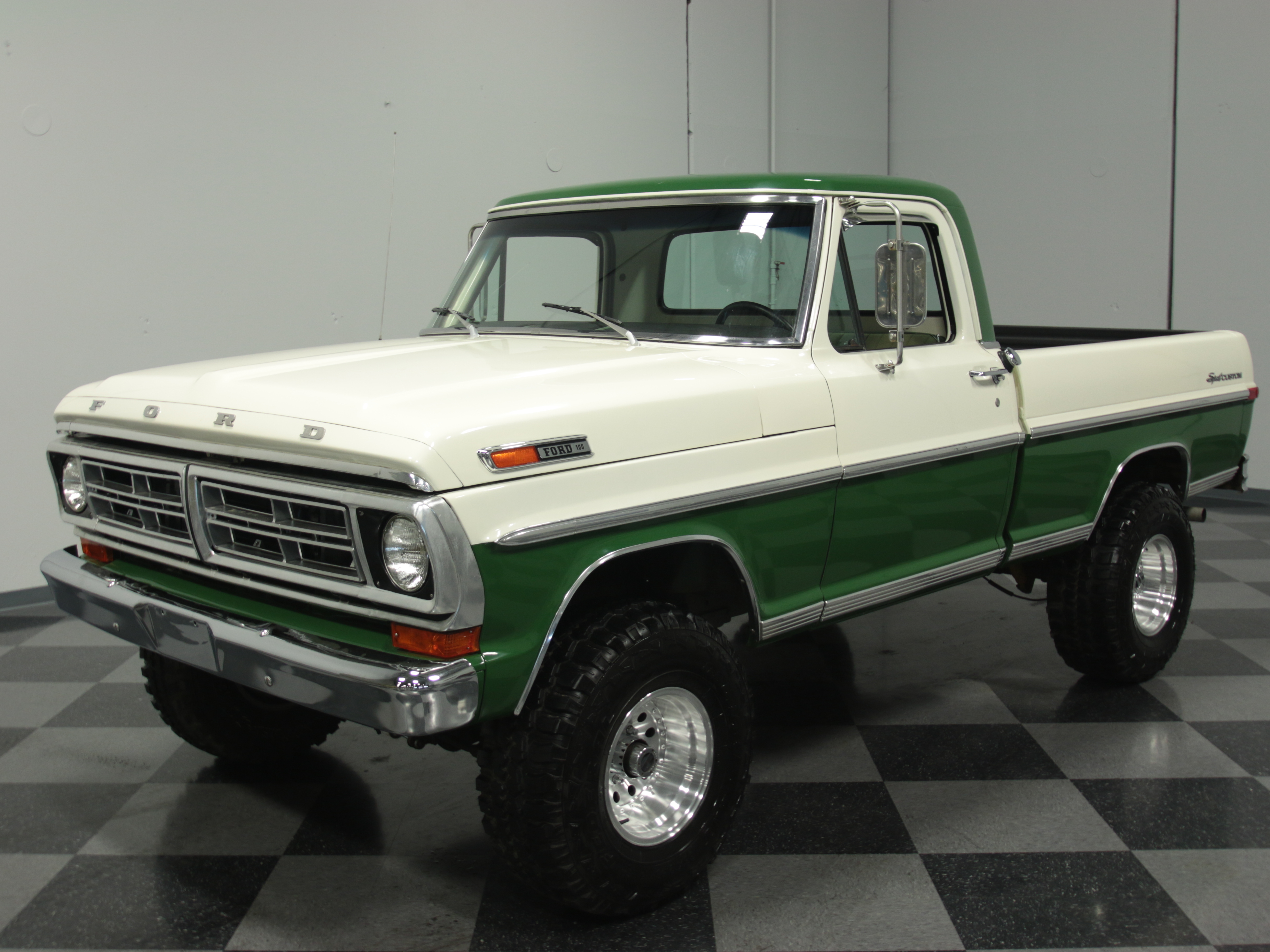 Chevy Dealer Tampa >> 1972 Ford F-100 | Streetside Classics - The Nation's Top Consignment Dealer of Classic and ...