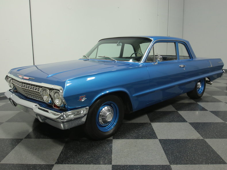 1963 Chevrolet Bel Air