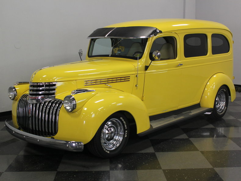 1946 Chevrolet Carry-All