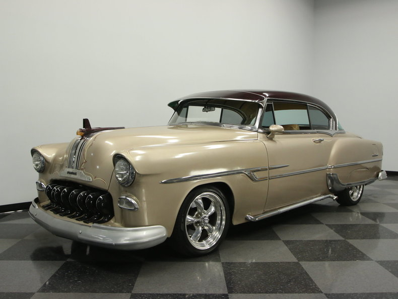 1953 Pontiac Chieftain  Streetside Classics  The Nations Top