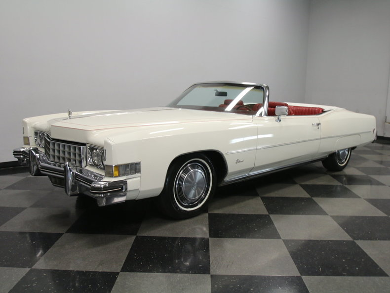 1973 Cadillac Fleetwood