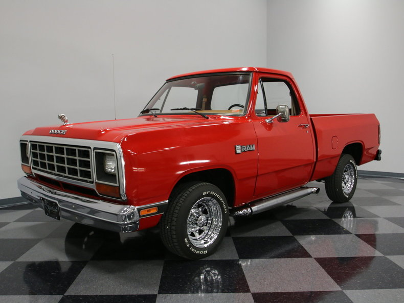 1984 dodge truck images galleries with a bite. Black Bedroom Furniture Sets. Home Design Ideas