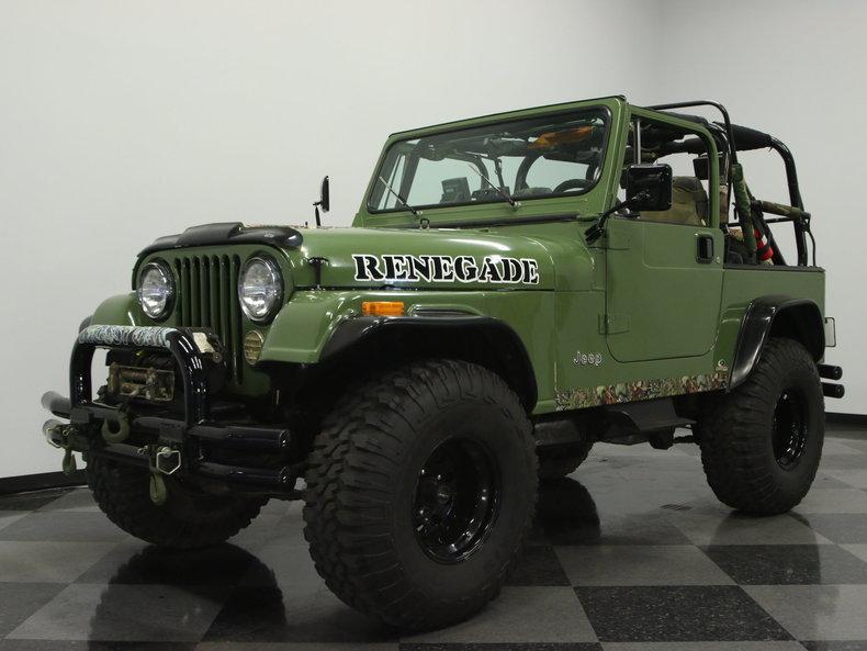 1981 Jeep CJ7
