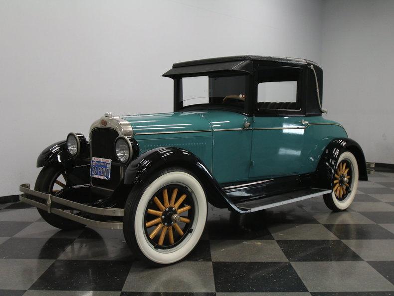 1926 Pontiac Coupe