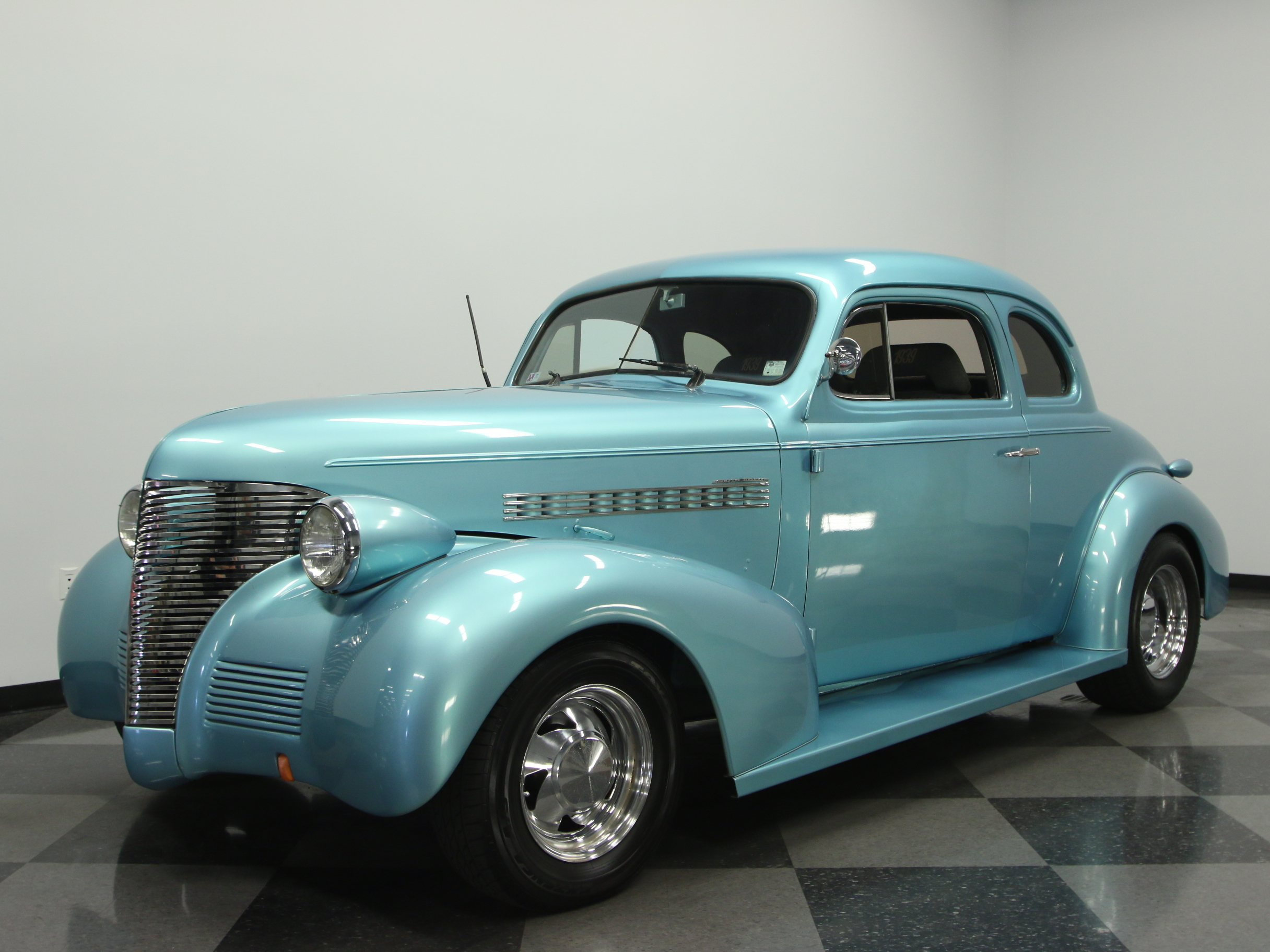 1939 Chevrolet Master Deluxe Streetside Classics The
