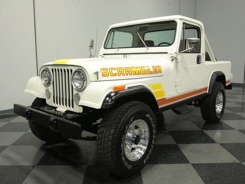 1984 Jeep CJ8