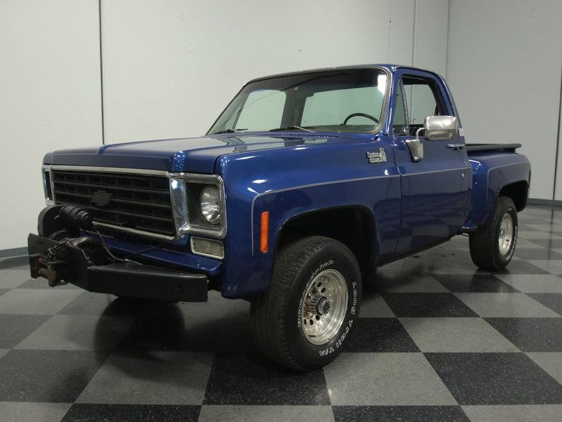 1976 Chevrolet K-10