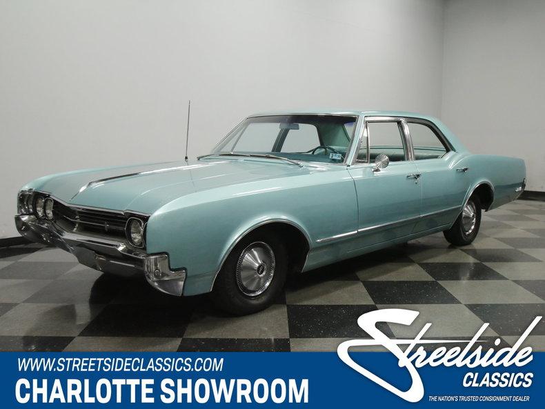 1966 Oldsmobile Jetstar