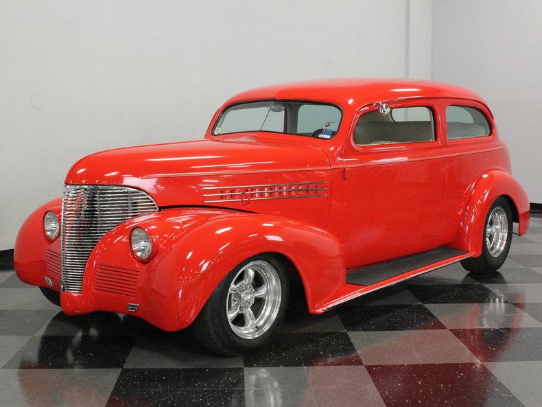 1939 Chevrolet Stylemaster