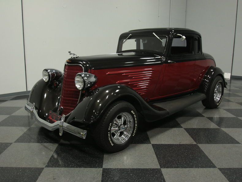 1934 Dodge 5-Window Coupe