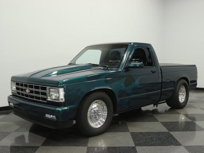 1989 Chevrolet S-10