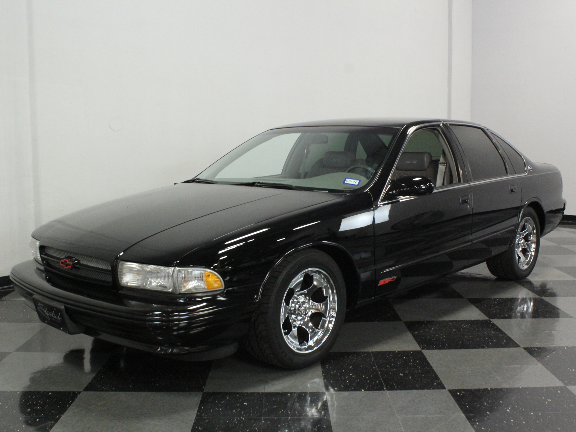 1995 chevrolet impala streetside classics the nation 39 s. Black Bedroom Furniture Sets. Home Design Ideas