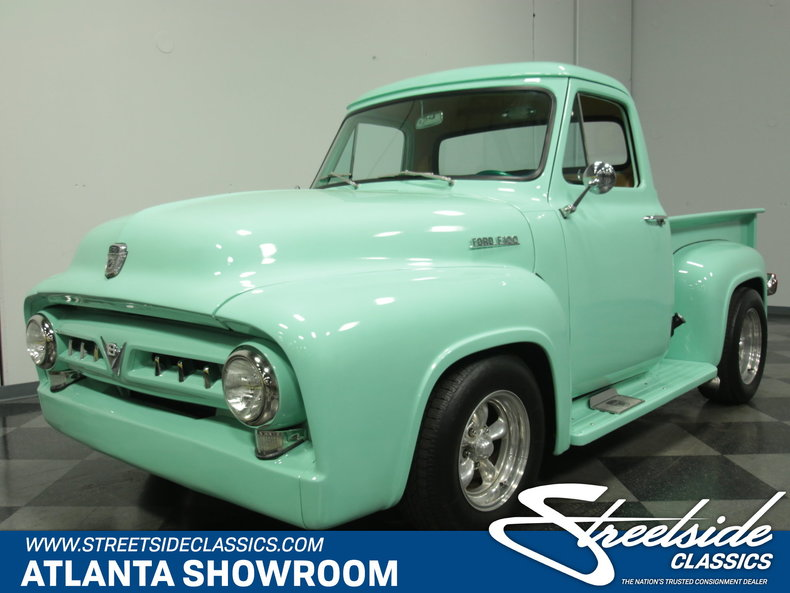 1953 Ford F-1