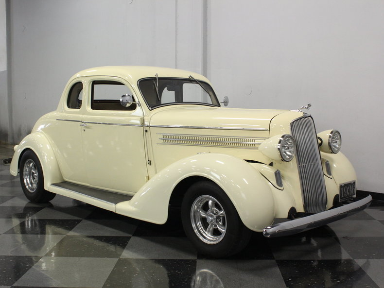 1936 Dodge Business Coupe Streetside Classics Classic