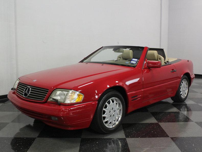1998 Mercedes-Benz SL500
