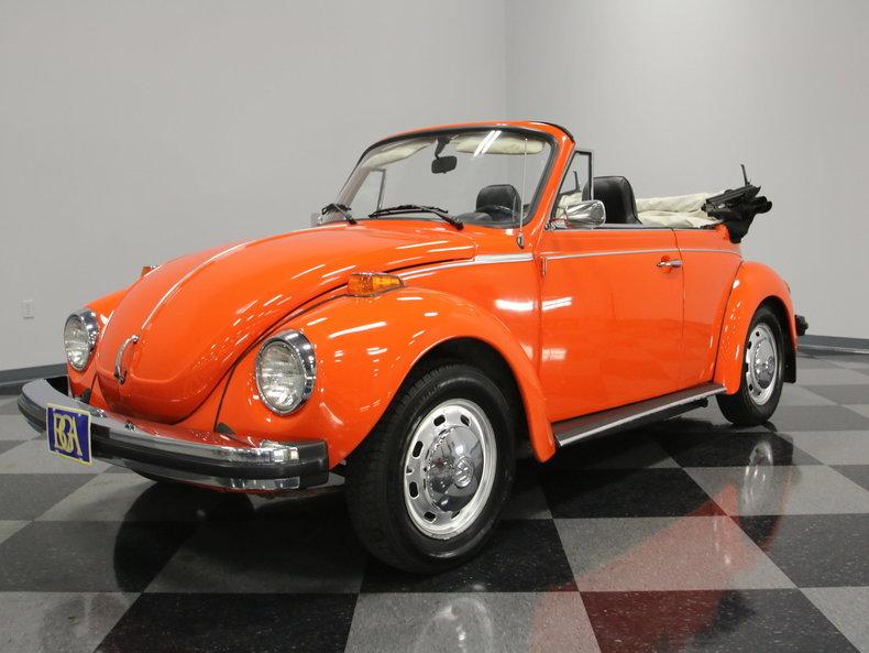 1974 Volkswagen Superbeetle