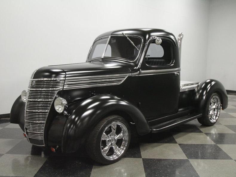 1938 International D-2 Custom Pickup