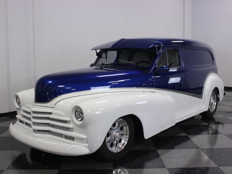 1947 Chevrolet Sedan Delivery
