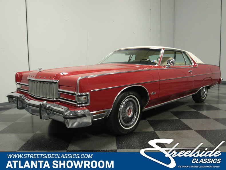 1974 Mercury Grand Marquis