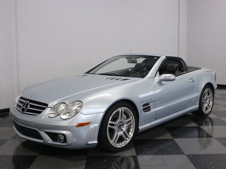 2007 Mercedes-Benz SL55