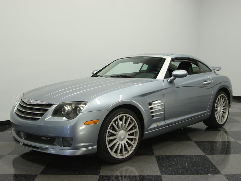 2005 Chrysler Crossfire SRT