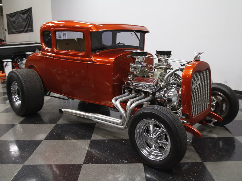 1931 ford 5 window coupe streetside classics classic for 1931 ford 5 window