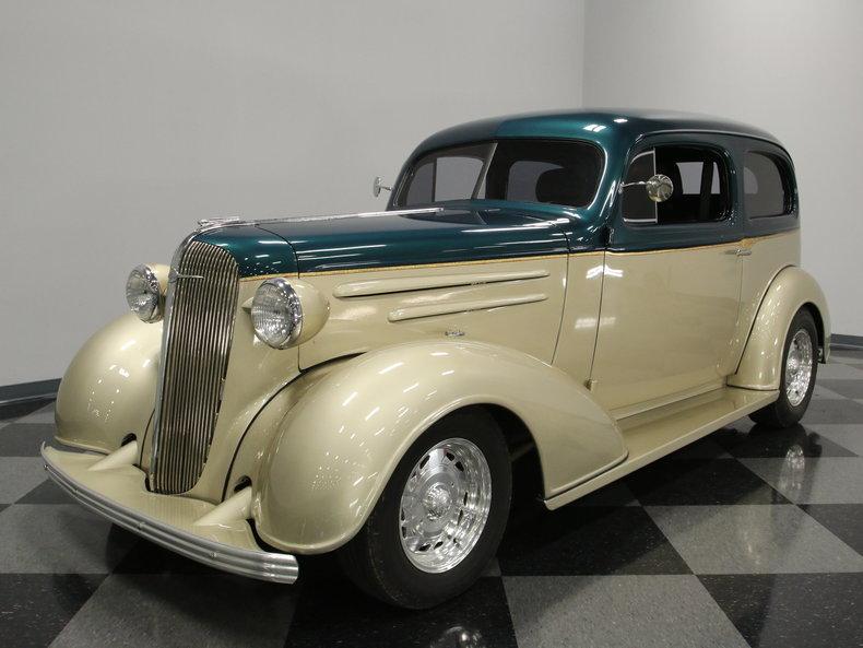 1936 Chevrolet Sedan