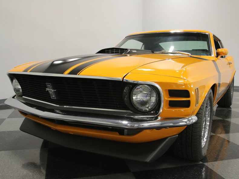 1970 Ford Mustang Streetside Classics The Nation S Top