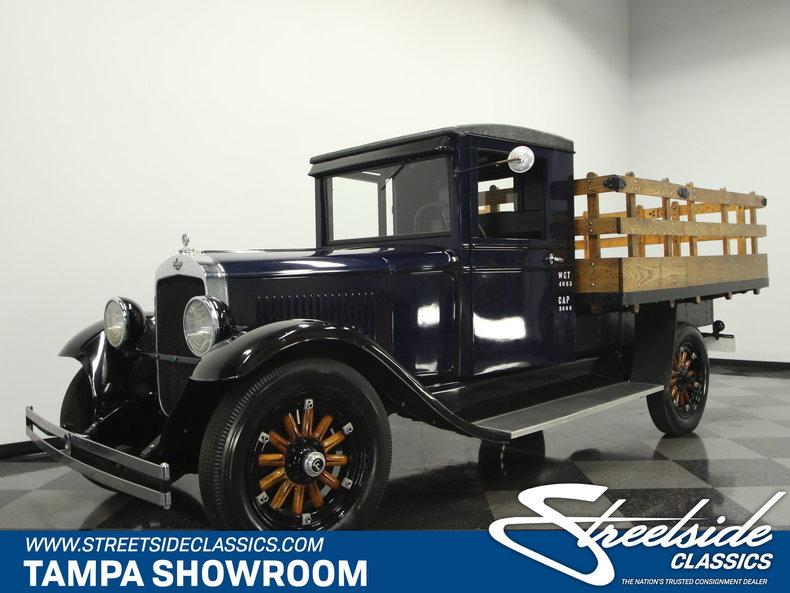 1929 Fargo Stake Body