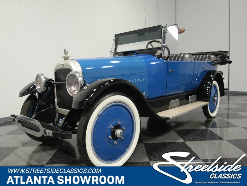 1923 Studebaker Big 6