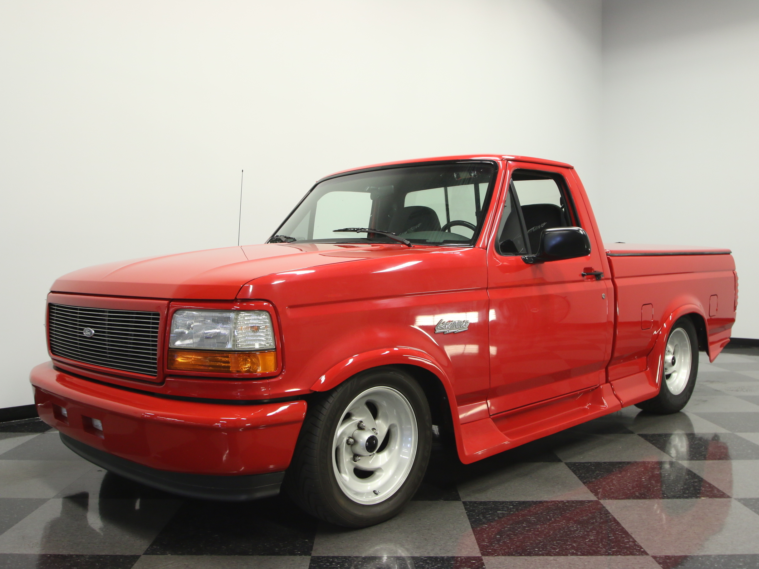 1993 ford f150 lightning streetside classics the nation 39 s top consignment dealer of classic. Black Bedroom Furniture Sets. Home Design Ideas