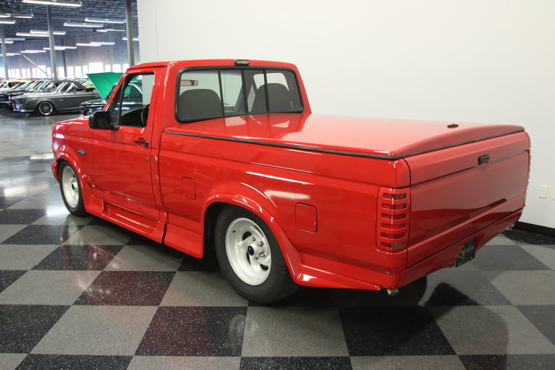1993 ford f150 lightning streetside classics the. Black Bedroom Furniture Sets. Home Design Ideas