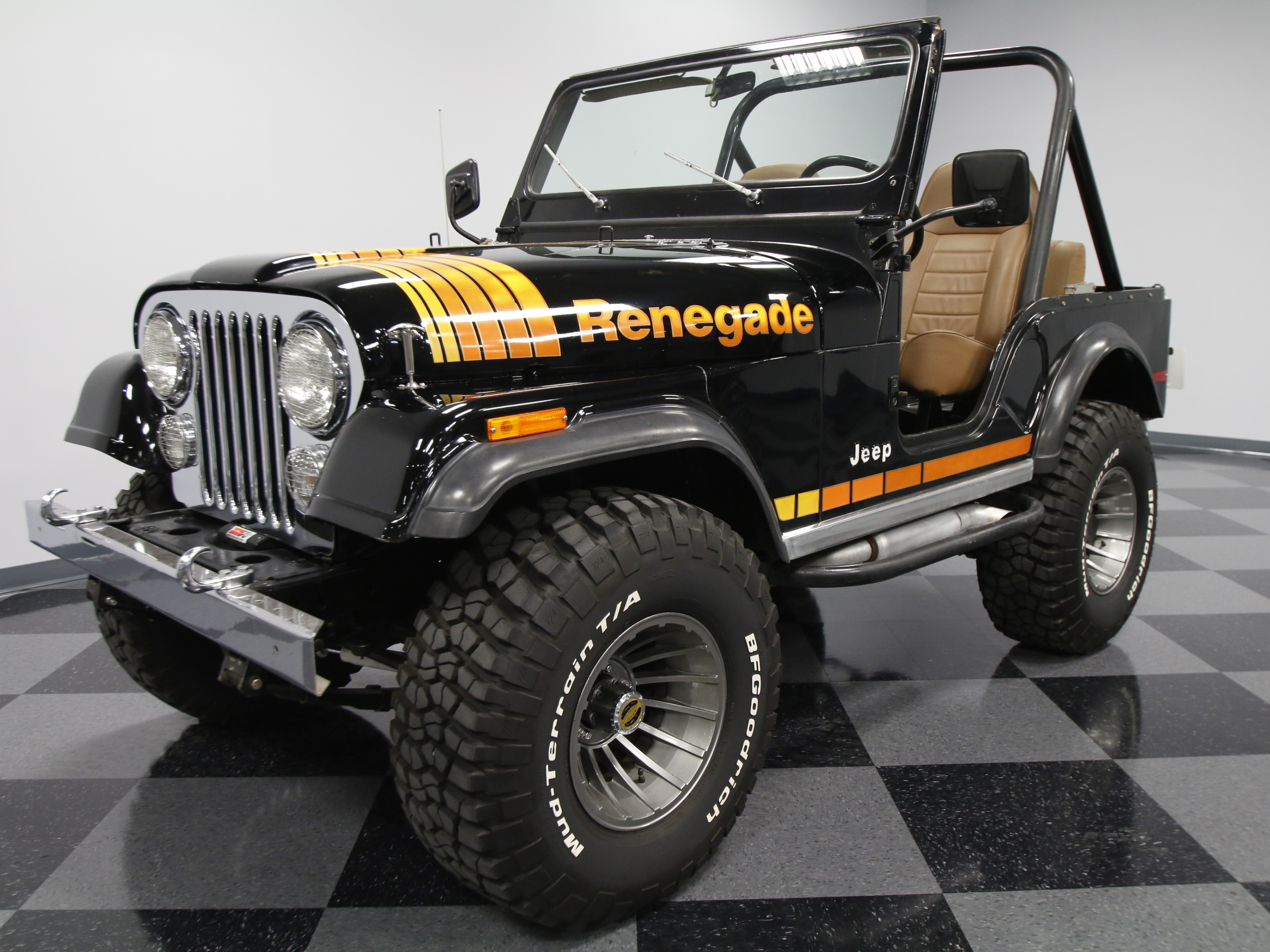Jeep Renegade With Lift >> 1979 Jeep CJ5 | Streetside Classics - The Nation's Top Consignment Dealer of Classic and ...