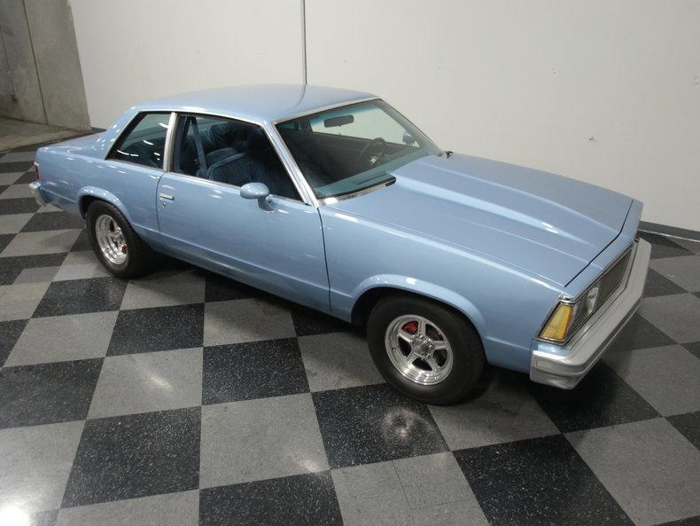 1980 Chevrolet Malibu 38