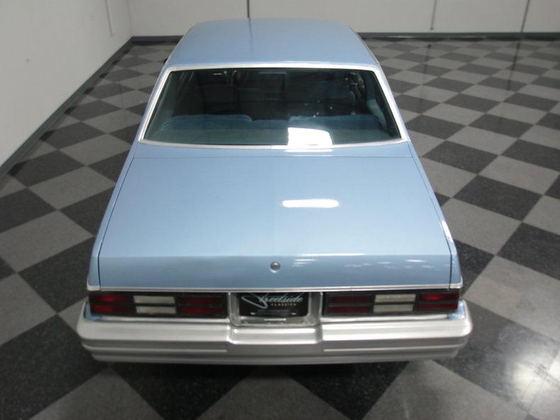 1980 Chevrolet Malibu 25
