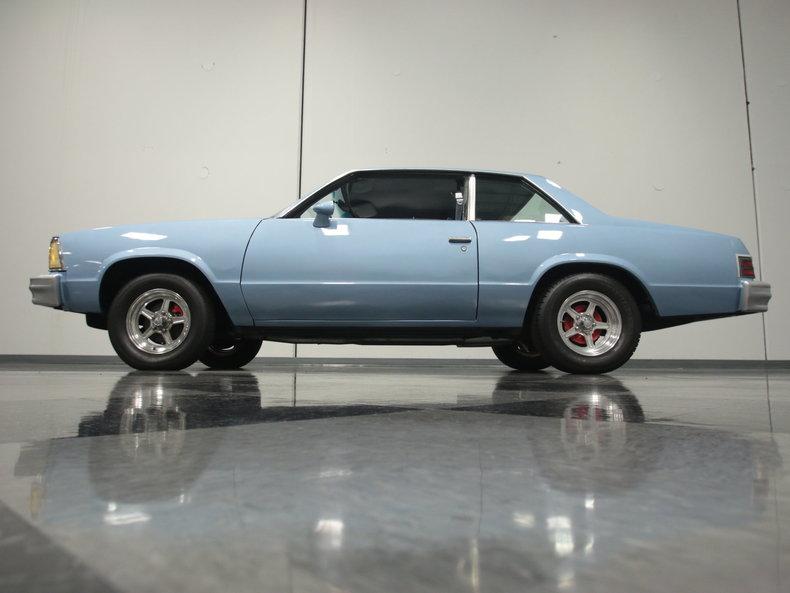 1980 Chevrolet Malibu 18