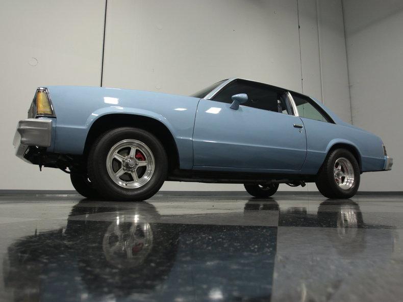 1980 Chevrolet Malibu 17