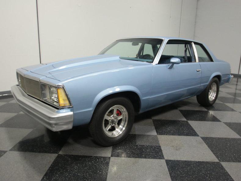 1980 Chevrolet Malibu 14