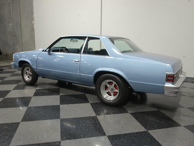 1980 Chevrolet Malibu 23