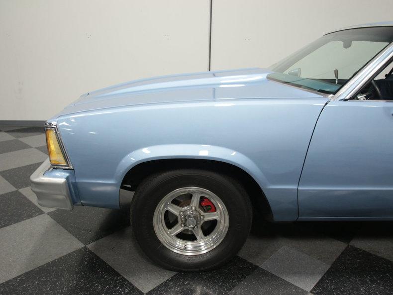 1980 Chevrolet Malibu 19