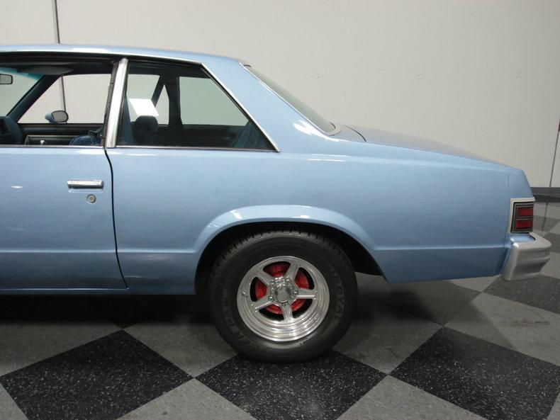 1980 Chevrolet Malibu 21
