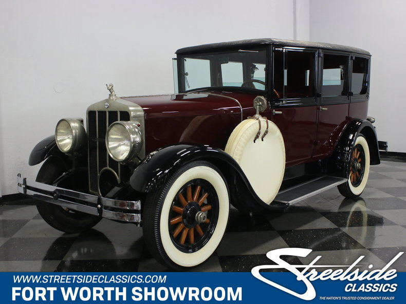 1928 Franklin Airman Touring Sedan