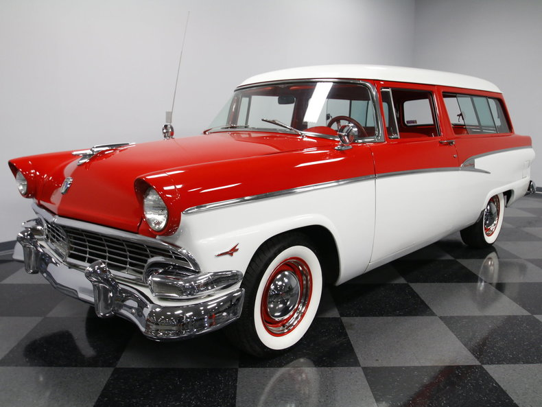 1956 Ford Ranch Wagon