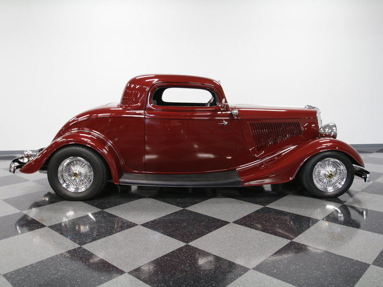 1934 ford 3 window coupe ebay for 1934 ford 3 window coupe