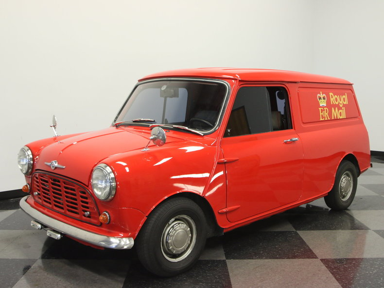 1966 Morris Mini