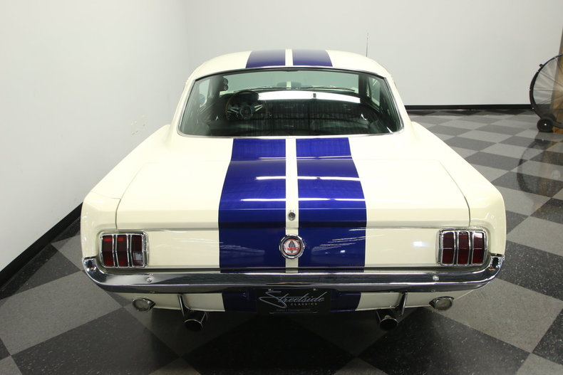 1965 Ford Mustang 15