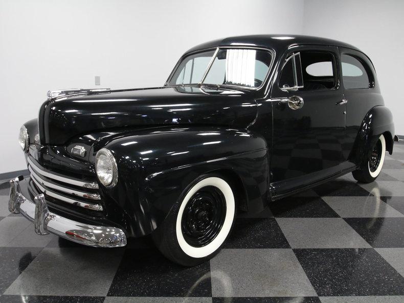 1946 Ford 2 Door Sedan