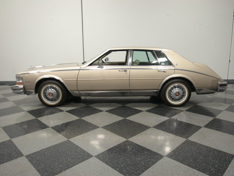 1985 cadillac seville base sedan 4 door. Cars Review. Best American Auto & Cars Review