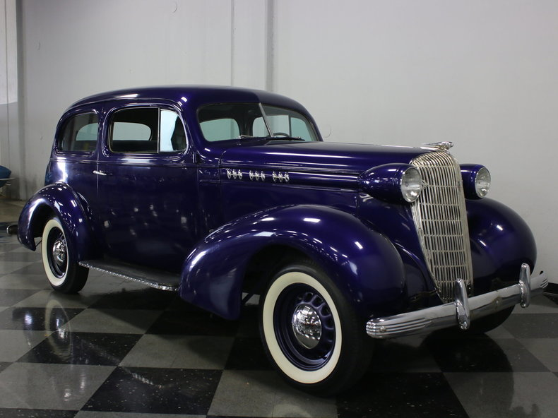 1936 Oldsmobile F36 Streetside Classics The Nation S