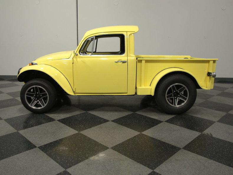 1970 Volkswagen Baja Beetle Streetside Classics The
